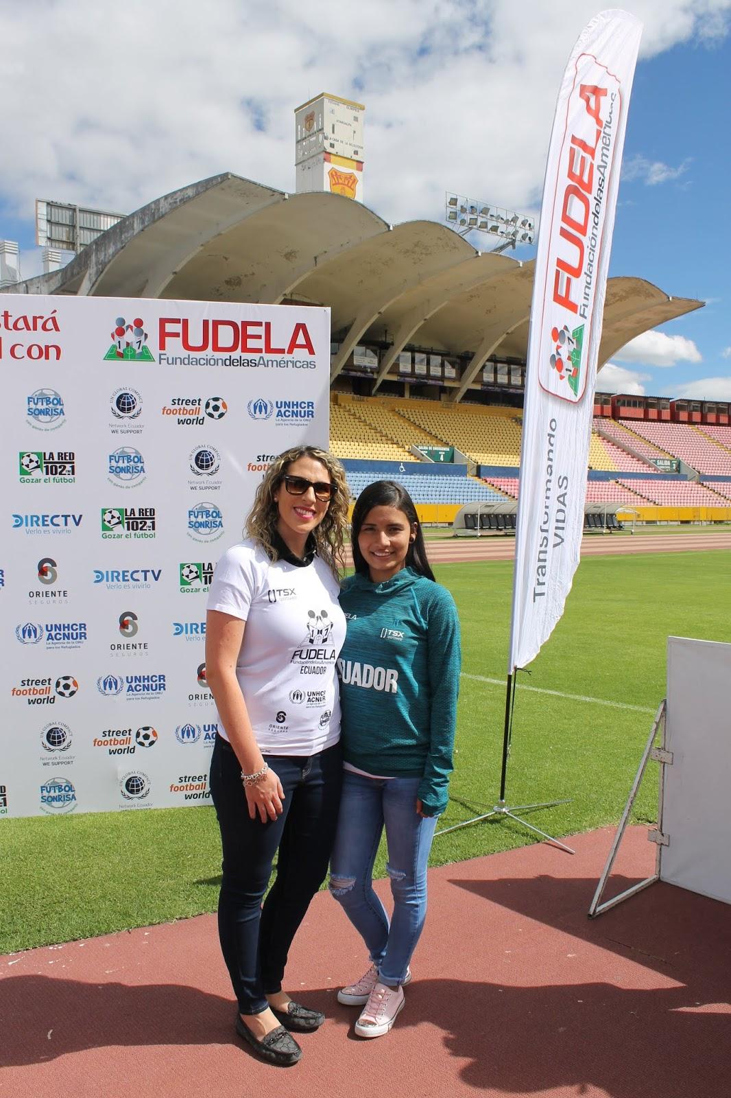 Directv auspició a delegación de jóvenes que representa a Ecuador en el Festival Fifa Foundation