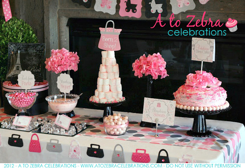 Born To Shop Baby Shower Style With Nancy