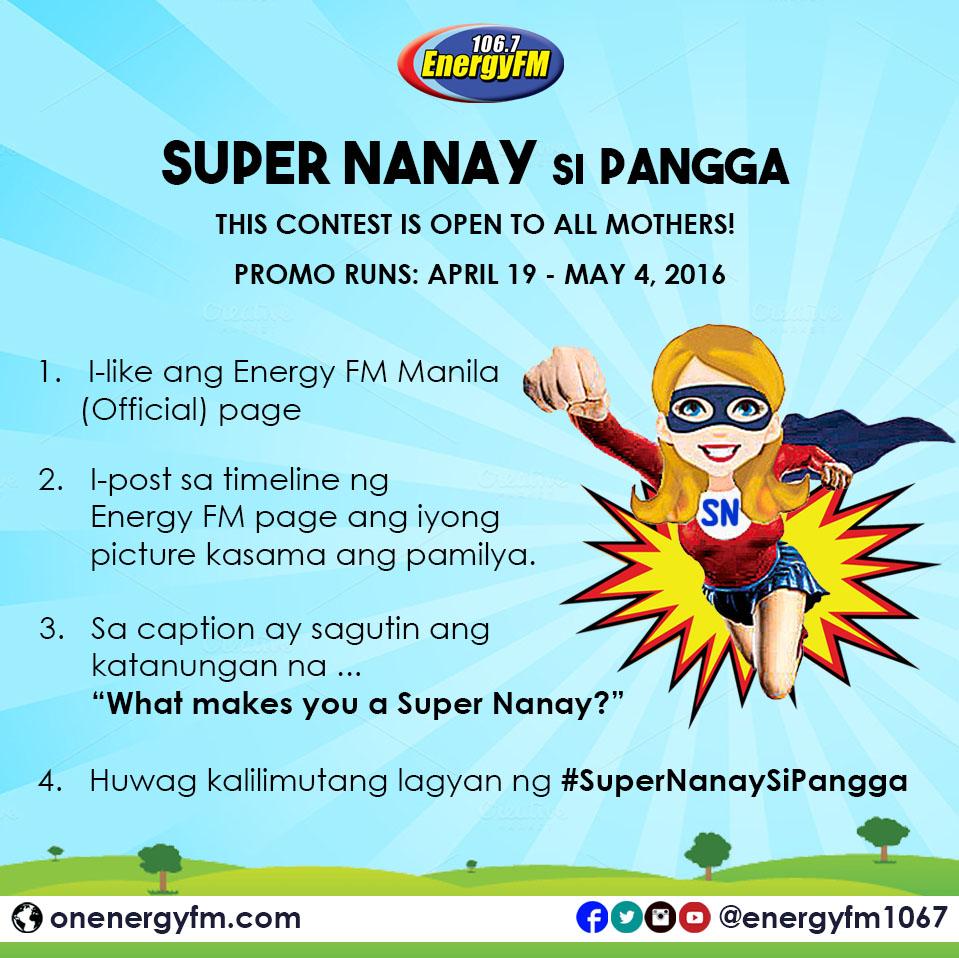 Super Nanay si Pangga!