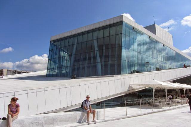 Oslo Operagebouw