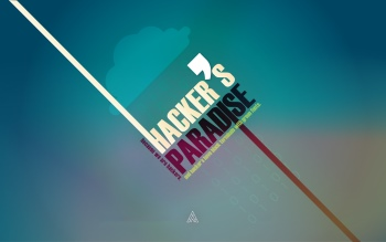Wallpaper: Hacker Paradise
