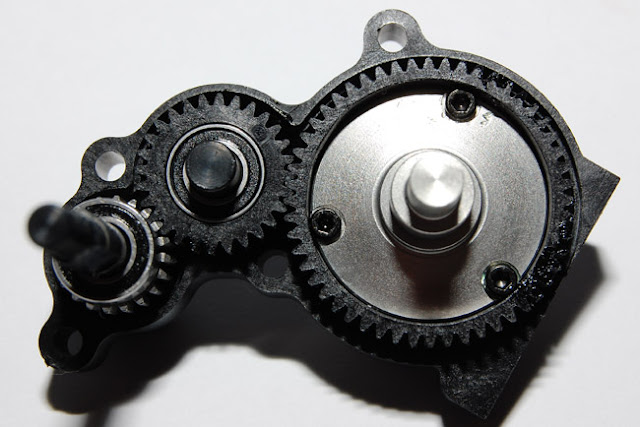 Axial AX10 Scorpion transmission gears