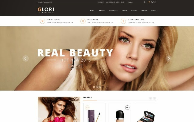 Glory - Multipurpose Responsive PrestaShop Theme