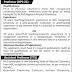 National Centre Of Excellence in Physical Chemistry University Of Peshawar Jobs