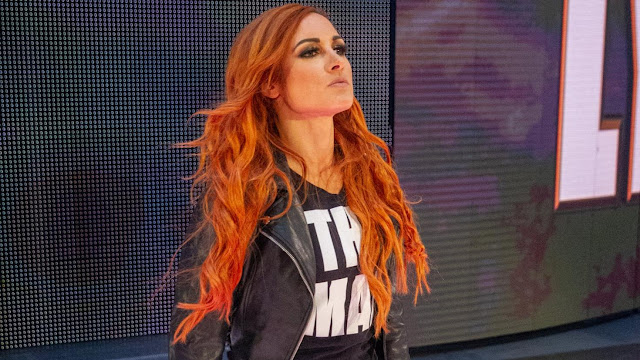 Becky Lynch Got Suspended By Stephenie McMahon On RAW
