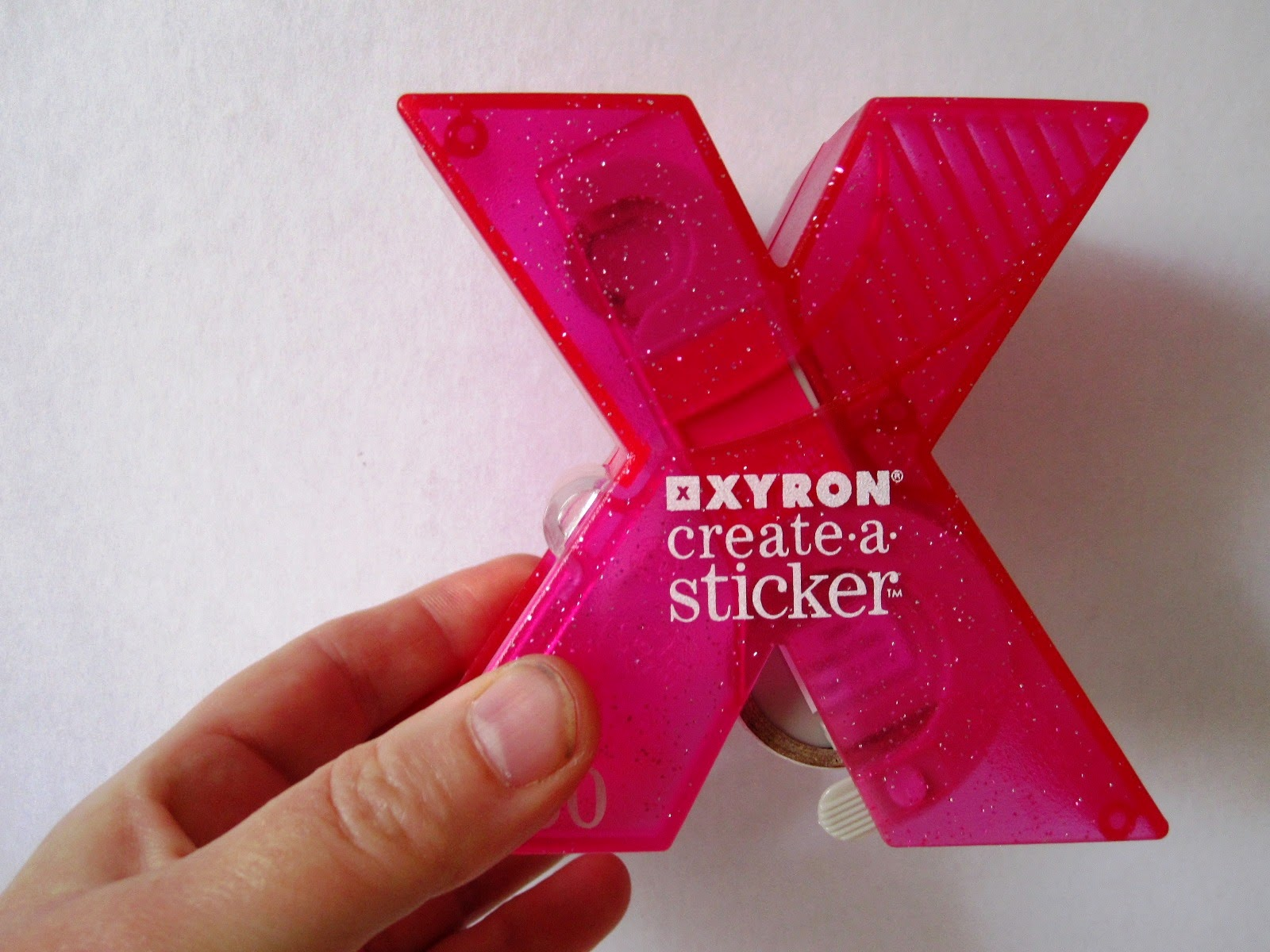 Xyron 150 Create-a-Sticker machine.