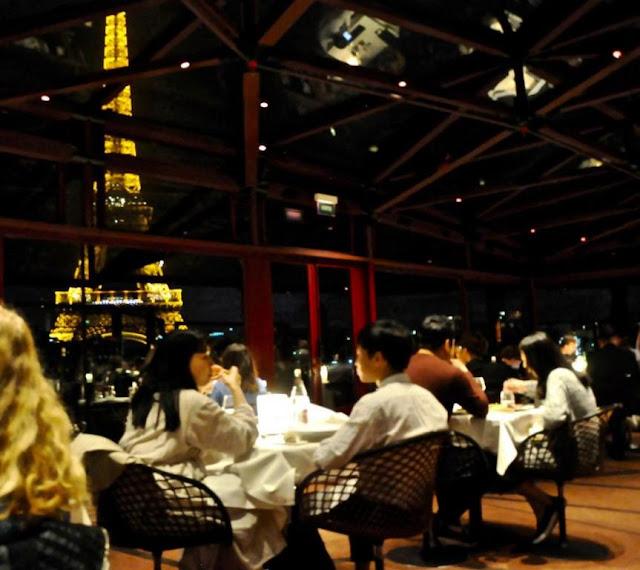 parijse gastronomie, lekker eten in parijs, goed restaurant in parijs, Jean Nouvel