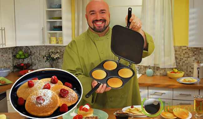 Perfect Pancake (Wajan Pembuat Pancake)