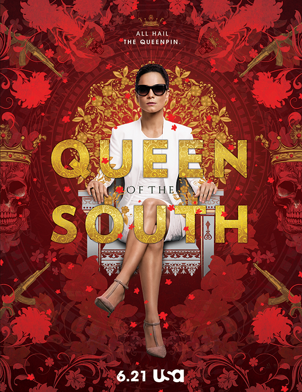 Queenofthesouth Poster