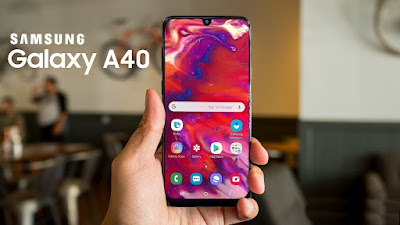 Gentle Review of Samsung Galaxy A40