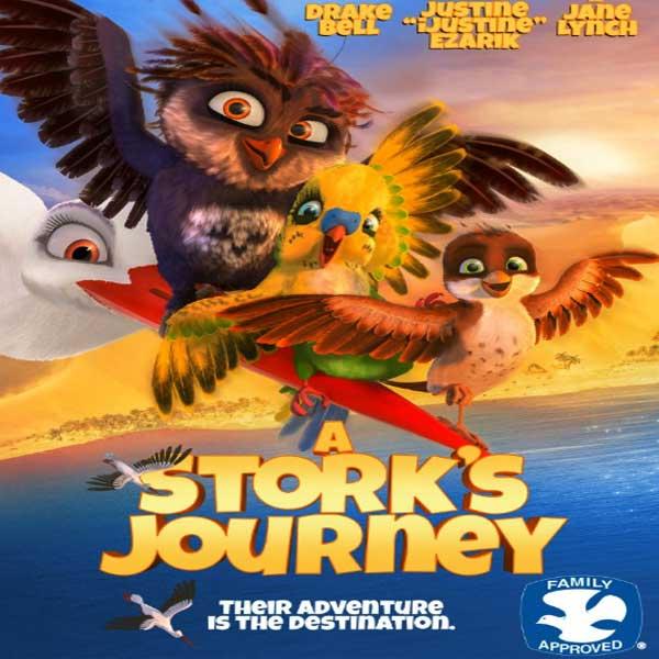 A Stork's Journey, A Stork's Journey Synopsis, A Stork's Journey Trailer, A Stork's Journey Review, Poster A Stork's Journey