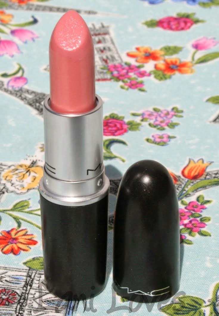 MAC Creme Cup Lipstick - Swatches & Review