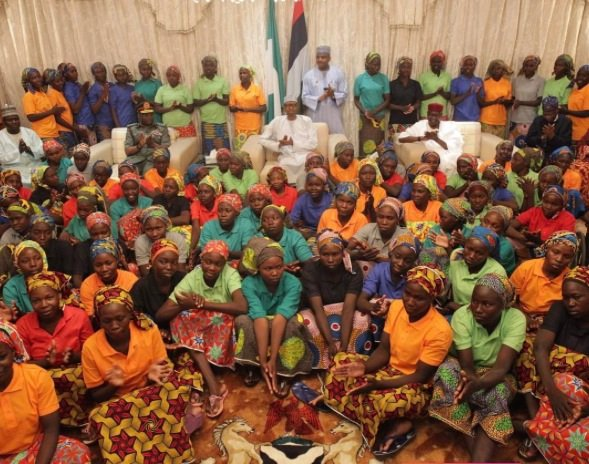 Full list of the names of the 82 Chibok girls recently freed from Boko Haram