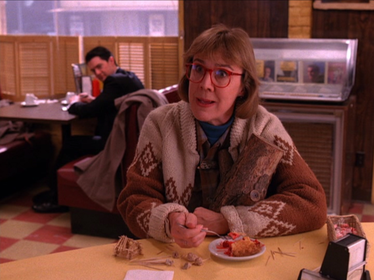 Twin Peaks Pie Quote: Twin Peaks Log Lady Quotes. QuotesGram