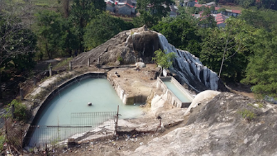 Lokasi Gunung Kapur, Tirta Sanita Ciseeng