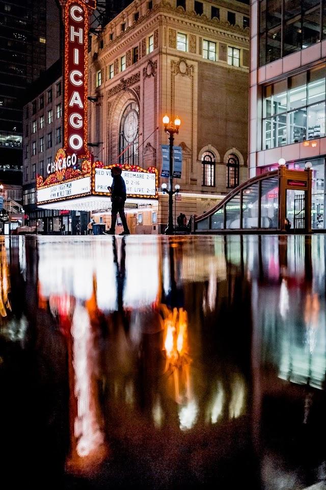 "PHOTOGRAPHY: ""Person Walking on Street"" by Benjamin Cruz"
