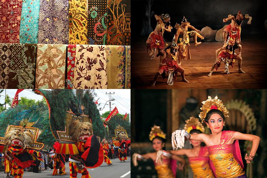 Hairstyles Terkenal Di Indonesia: Inilah Budaya Indonesia Yang Terkenal Dan Mendunia
