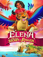 Elena y el secreto de Ávalor (2016)