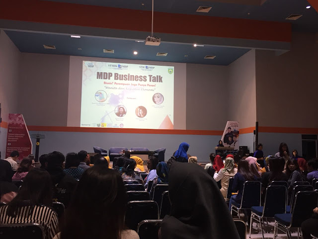 MDP Business Talk