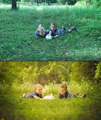 एक ही जगह पर खींची गयी यह तस्वीरें एक फोटोग्राफर और आम आदमी के नज़रिये को दिखाती हैं (Difference Between A Professional Photographer And Com-man Man)