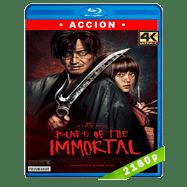 La espada del inmortal (2017) 4K UHD Audio Dual Castellano-Japones