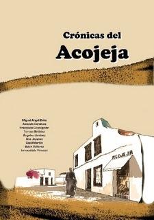Acojeja, libro, Tenerife, francisco Concepción