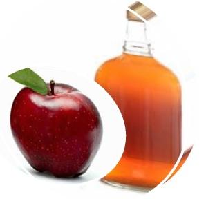 préparation, du, vinaigre, cidre, bio; santé, mélange,soin,naturel,aux naturel