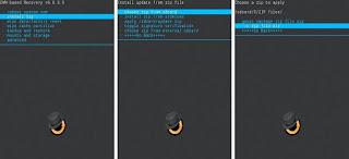 rom manager apk, aplikasi terbaik install cwm recovery tanpa pc