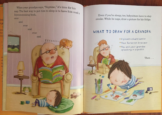 An awesome mentor text for How to writing!