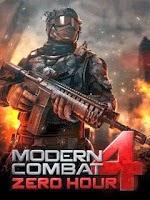 تحميل لعبة القتال الرائعه Modern Combat 4 APK للاندرويد مجاناً