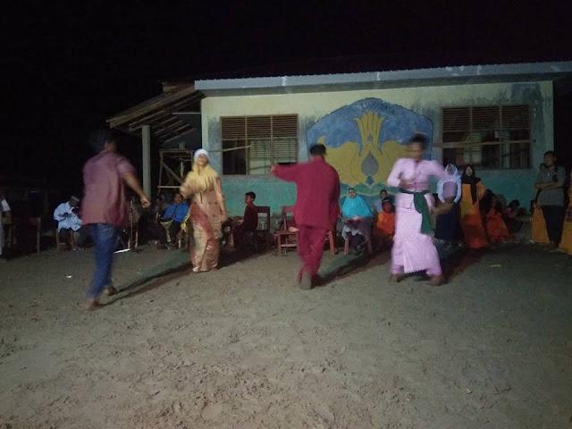 masyarakat pulau benan