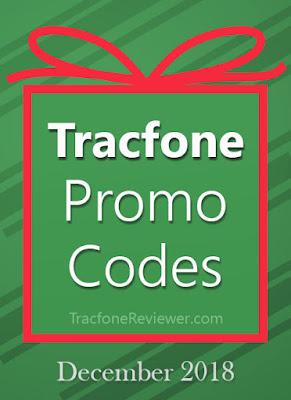 tracfone promo code dec 2018