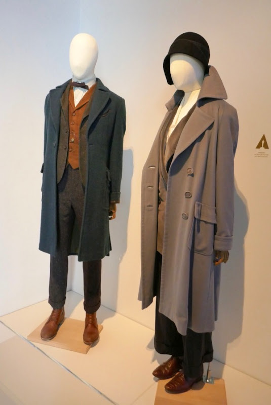 Fantastic Beasts movie costumes