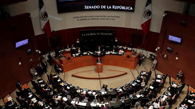Senado de México avala la reforma educativa de López Obrador