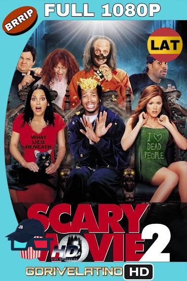 Scary Movie 2 (2001) BRRip 1080p Latino-Ingles MKV