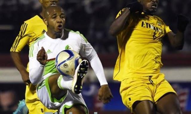 مشاهدة مباراة الجزائر وليسوثو بث مباشر 4-9-2016 تصفيات كأس افريقيا