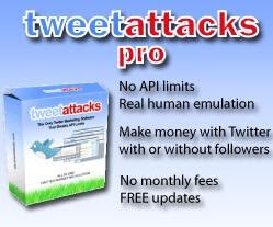 permits you to naturally rub and in addition make tweets right from your own site Download Tweet Attacks Pro 4 Full Cracked (working)