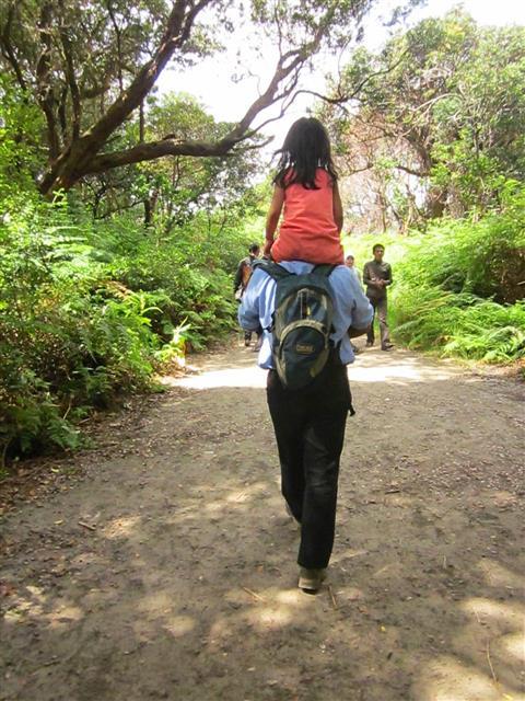 Happy Mom, Happy Traveling, Libur Ceria bersama anak, tempra