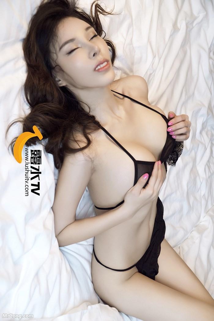 Image LUSHUITV-APP-Bai-Jing-MrCong.com-008 in post [LUSHUITV] 露水视频 APP No.001-030: Various Models (266 ảnh + 1 video)
