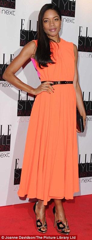 Naomie Harris Photos Naomie At The Elle Style Awards