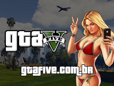 gtafive.com.br - Novo Site Sobre GTA 5