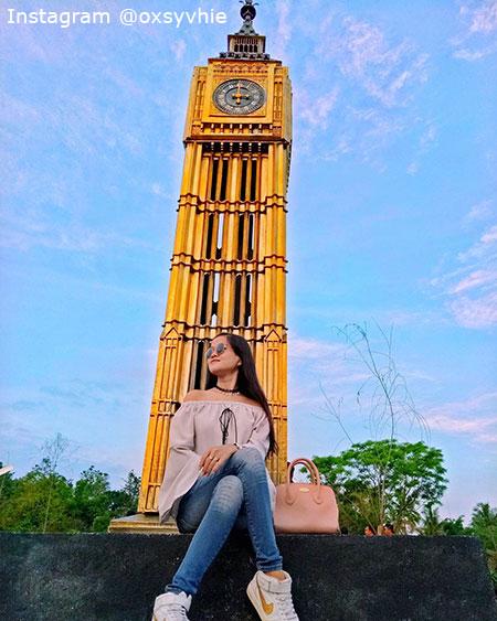 The World Landmarks Merapi Park Sleman