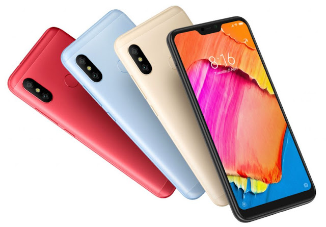 Xiaomi Redmi 6 Pro - Price In India, Specifications and Features