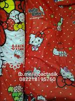 Kasur inoac motif hello kitty merah inoactasik