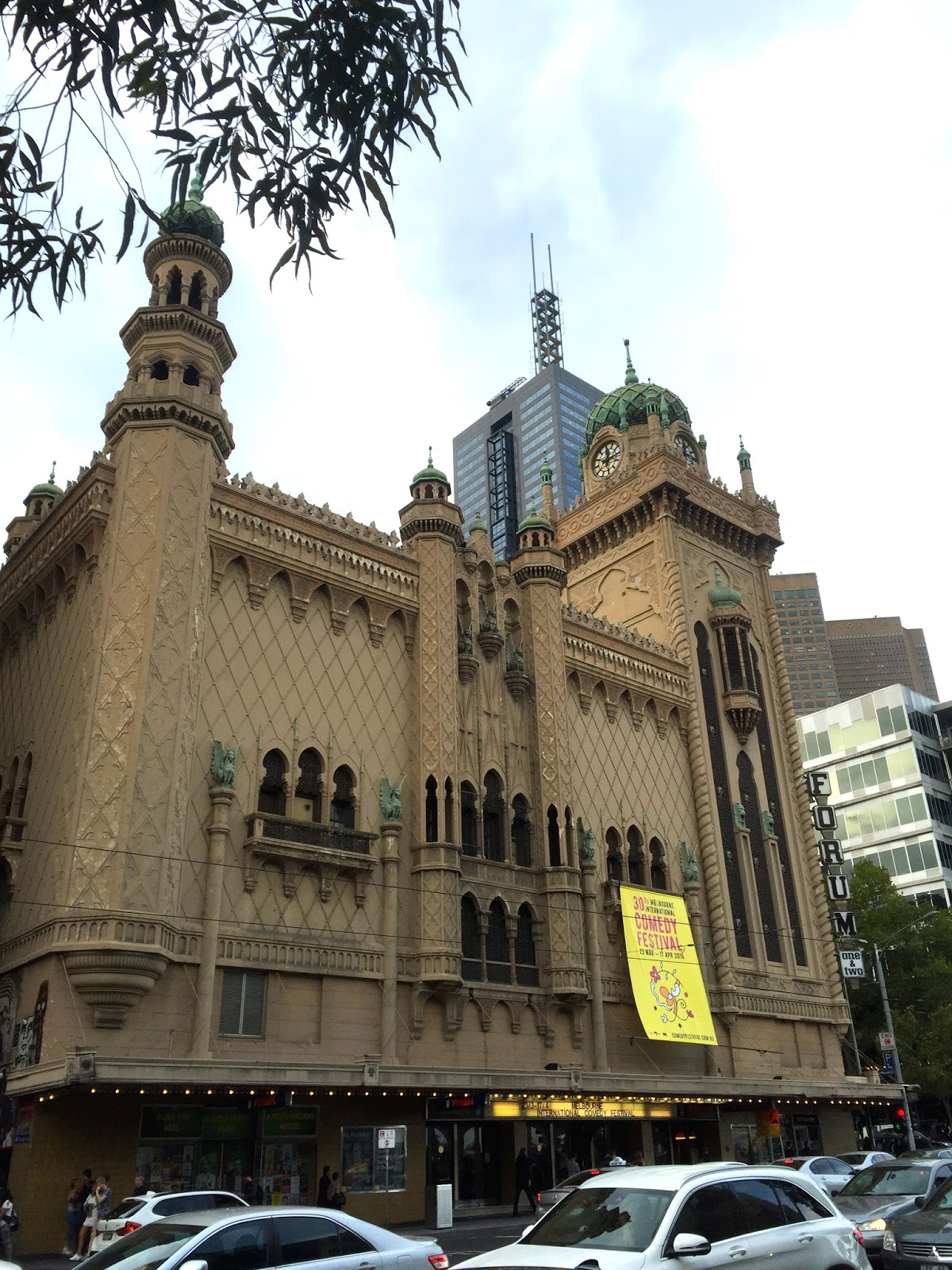 So In Love With Melbourne The Forum Theatre Amp Its Long