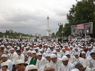 cara sholat lahir bathin