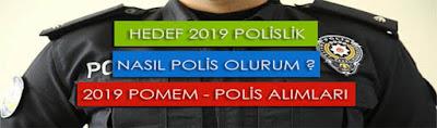 2019 Polis Alımları