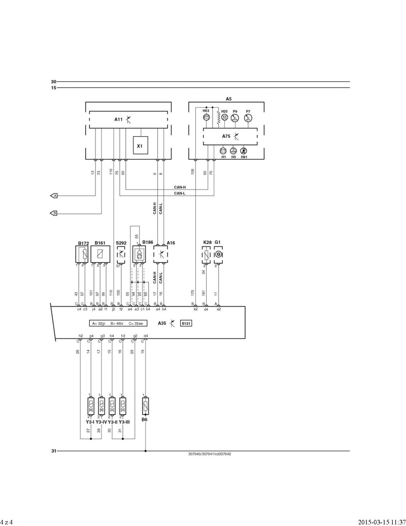 PSA wiring diagram for jumperrelay 22hdieobdtoolcouk