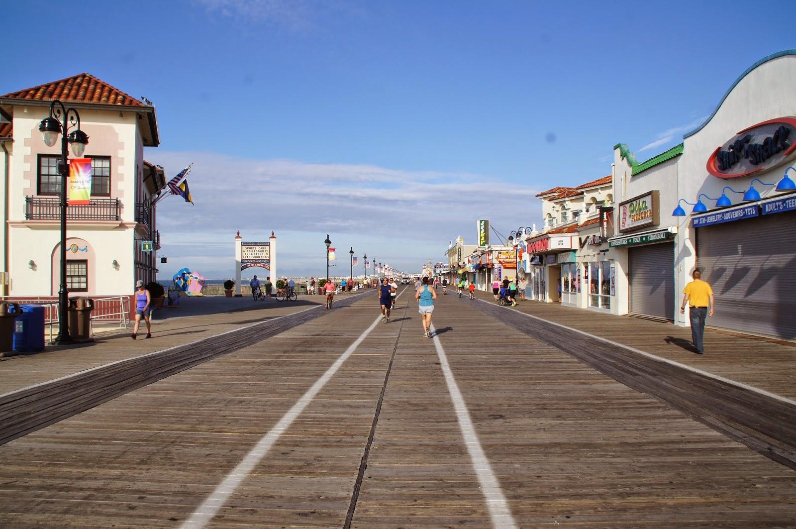 The Ocean City Nj Boardwalk Story
