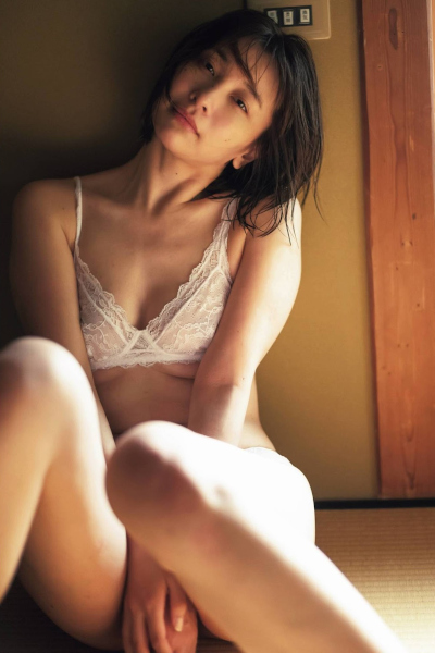 Mami Yamasaki 山崎真実, Ex-Taishu 2020 No.03 (EX大衆 2020年3月号)